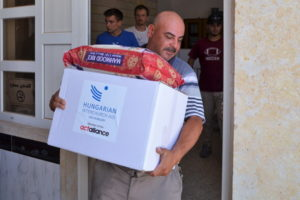 Humanitárius segítségnyújtás