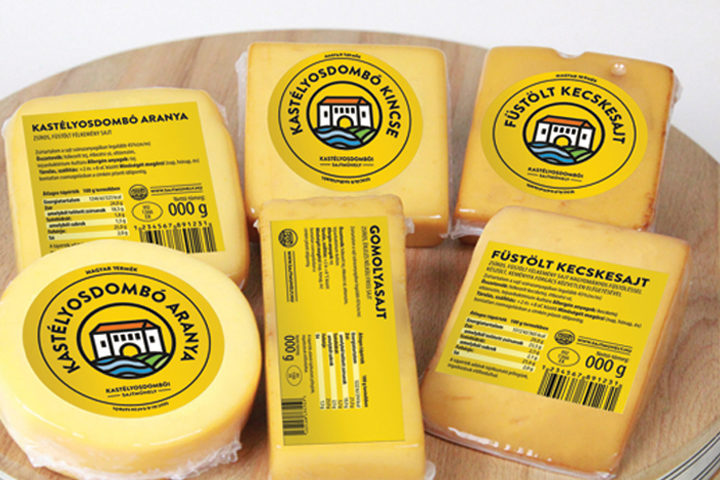 Cheese-workshop in Kastélyosdombó