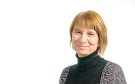 Klára Keveházi, Director of Humanitarian and International Development Department