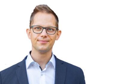 Kristóf Gáncs, Director of Communications Department
