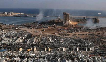 Adománygyűjtés a bejrúti robbanás károsultjainak