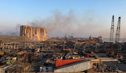 Adománygyűjtést indít a bejrúti robbanás károsultjainak megsegítésére az Ökumenikus Segélyszervezet