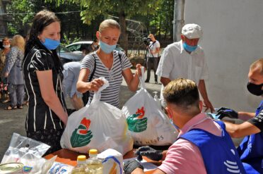 HIA is helping for the victims of the floodings in Western Ukraine