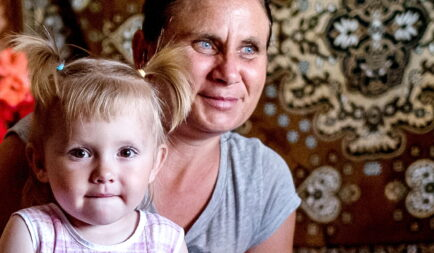 Help Transcarpathian people in need