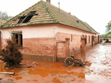 Megemlékezés a vörösiszap-katasztrófáról