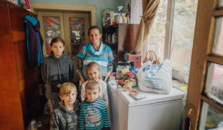 Megkezdődött a Segélyszervezet téli segélyprogramja Kárpátalján