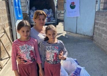 Humanitarian aid programme in Armenia