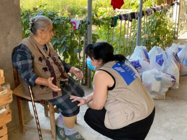Activity update on HIA's assistance in Armenia