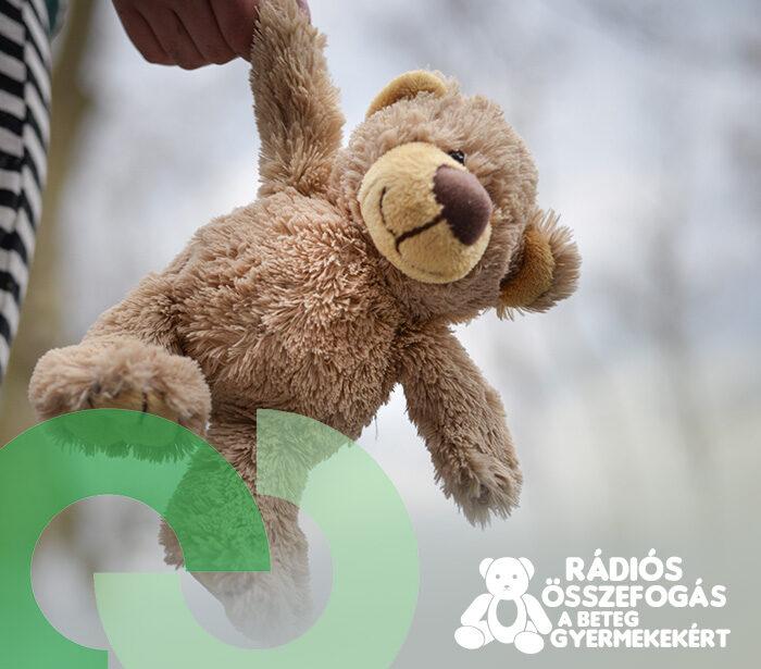 Segíts Te is adományoddal a beteg gyermekeknek!