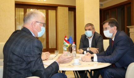 Megerősítette együttműködési szándékát az Ökumenikus Segélyszervezet és Kárpátalja új kormányzója