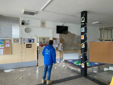 Petrinja earthquake: many lost everything they had