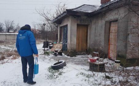 Segítség fedélnélkülieknek Debrecenben