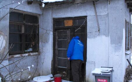 Segítség fedélnélkülieknek Gyulán
