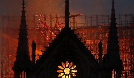 Az Ökumenikus Segélyszervezeten keresztül is lehet csatlakozni a Notre-Dame-ért indult nemzetközi összefogáshoz