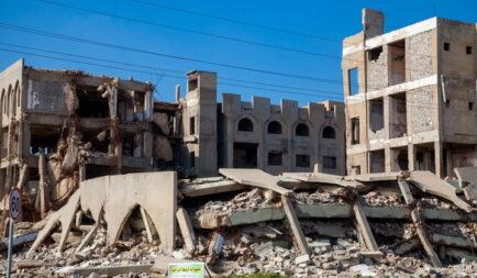 Iskolák újjáépítésével folytatódik a Segélyszervezet iraki segélyprogramja