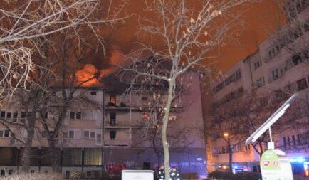 1 millió forinttal segíti az Ökumenikus Segélyszervezet a kollégiumi tűzben elhunyt édesapa családját