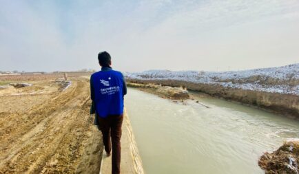 A világban ma is sokan 20-25 kilométert gyalogolnak a tiszta vízért