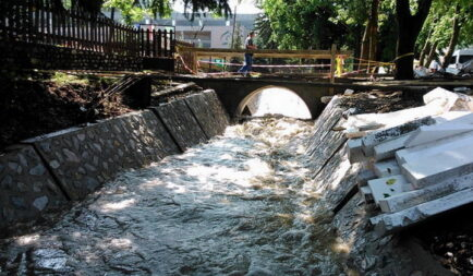 Gyors segítséget nyújt a Segélyszervezet a szilvásváradi villámárvíz károsultjainak