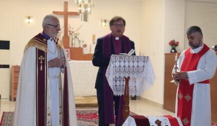 Irakban tartott pünkösdi istentiszteletet az evangélikus elnök-püspök