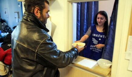Felkészültek a nagy hidegre a Segélyszervezet hajléktalanokat segítő intézményei