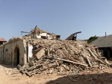 Templom újjáépítés Horvátországban