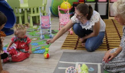 Biztos Kezdet Gyerekházak – határokon átnyúló együttműködési program