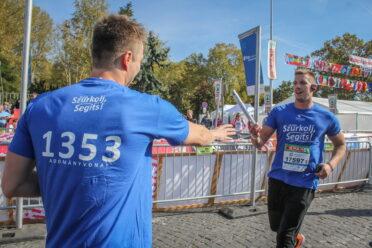 Ökumenikus Váltó a SPAR Maratonon