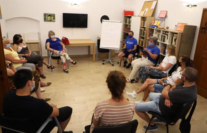 Szociális munkatársak - Sopron