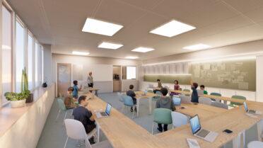 2022 szeptemberében indítja első osztályait a Biatorbágyi Innovatív Technikum és Gimnázium