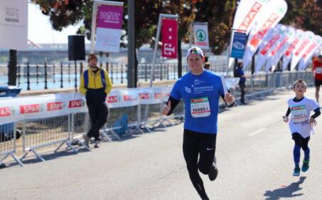 Ökumenikus Váltó a SPAR Budapest Maratonon